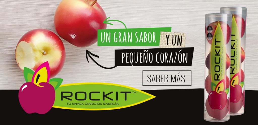 Rockit manzana. Banner home | Orchard Fruit